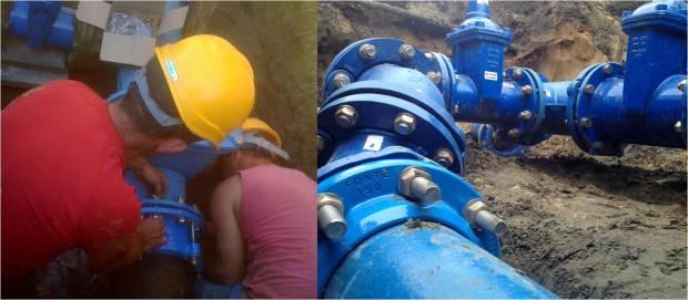 conduite d eau